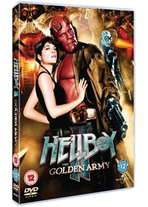 Hellboy 2 - The Golden Army (Single Disc)