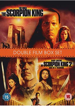 The Scorpion King/The Scorpion King 2 - Rise Of A Warrior