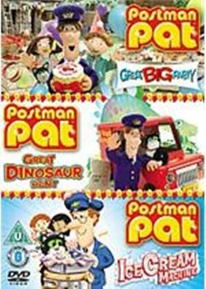 Postman Pat: Great Big Party / Postman Pat: Great Dinosaur Hunt / Postman Pat: The Icecream Machine