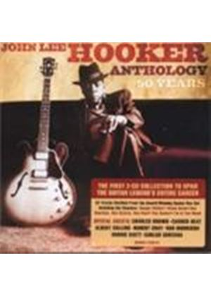 John Lee Hooker - Anthology - 50 Years (Music CD)