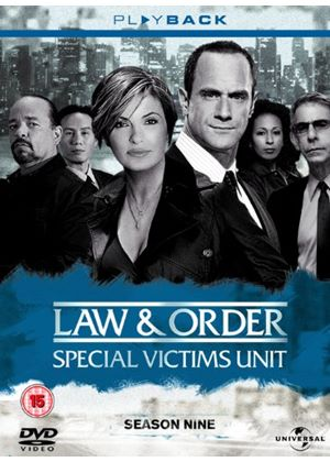 Law And Order - Special Victims Unit - Season 9