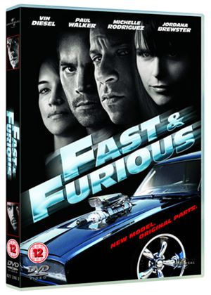 Fast and Furious (RENTAL)