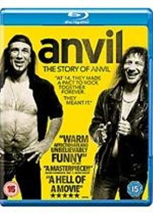 Anvil - The Story Of Anvil (Blu-Ray)