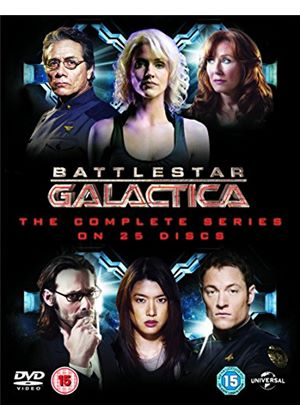 Battlestar Galactica - The Complete Series (2009)