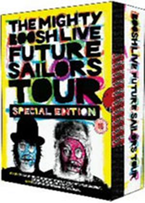 The Mighty Boosh Live: Future Sailors Tour (Special Edition)