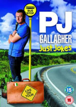 PJ Gallagher Live - Just Jokes