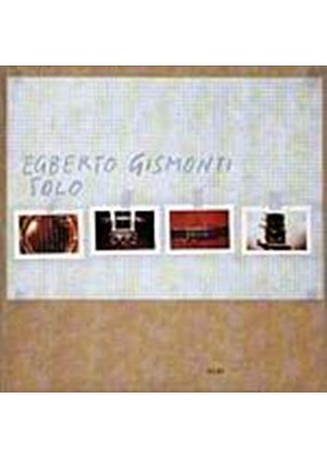 Egberto Gismonti - Solo (Music CD)