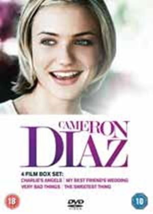 The Cameron Diaz Box Set - Charlie's Angels / My Best Friend's Wedding / Very Bad Things / The Sweetest Thing