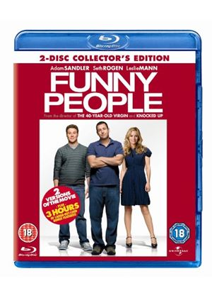 Funny People (Blu-Ray)