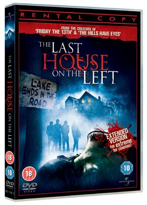 The Last House On the Left: Extended Version (RENTAL)