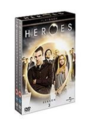 Heroes - Series 3 - Complete (Red Tag)