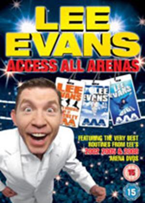 Lee Evans - Access All Arenas (Best Of)