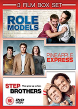 Triple bill of Comedy - Role Models / Pineapple Express / Step Brothers