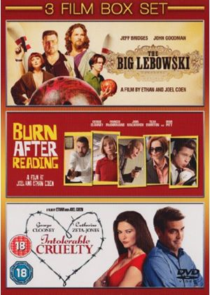 The Big Lebowski / Burn After Reading / Intolerable Cruelty