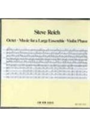 Steve Reich - Octet Music For A Large Ensemble