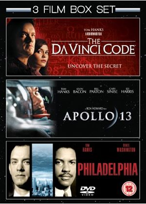 Apollo 13 / Philidelphia / The Da Vinci Code