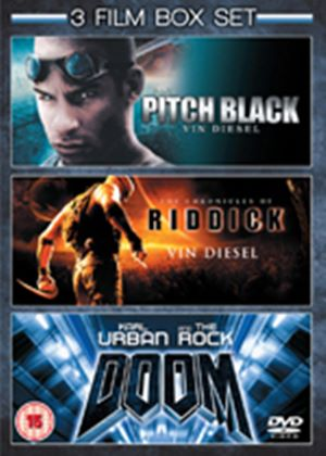 Pitch Black / Doom / The Chronicles of Riddick