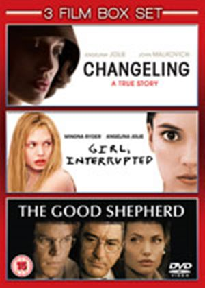 Changeling / Girl, Interrupted / The Good Shepherd