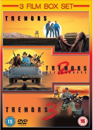 Tremors / Tremors 2 - Aftershocks / Tremors 3 - Back To Perfection