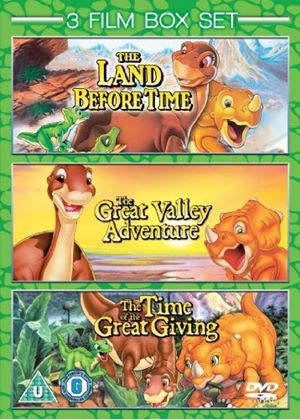The Land Before Time / The Land Before Time - The Great Valley Adventure / The Land Before Time - The Time Of The Great Giving