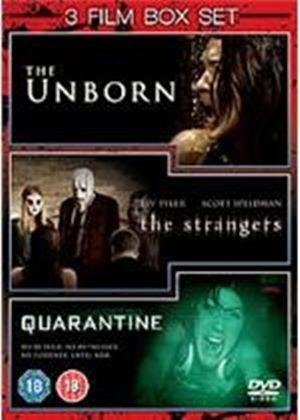 The Unborn / Quarantine / The Strangers