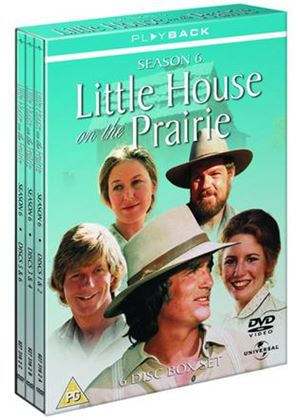 Little House On the Prairie: Season 6 (1980)
