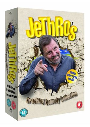 Jethro's Cracking Comedy Collection - Too Late To  Grow / From Behind the Bushes / Go You Ahead - Hmmn...!