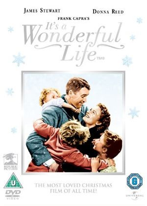 It's A Wonderful Life - (Black & White and Colourised Versions)