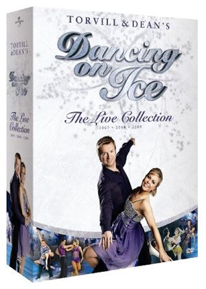 Torvill and Dean's Dancing On Ice -The Live Collection