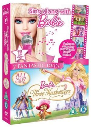 Barbie & The Three Musketeers/ Barbie Sing-Along