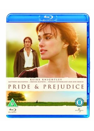 Pride And Prejudice (2005) (Blu-Ray)