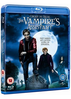 Cirque Du Freak - The Vampire's Assistant (Blu-Ray)