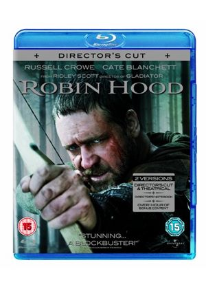 Robin Hood - Extended Director's Cut (2010) (Blu-Ray)