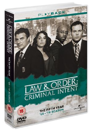 Law and Order - Criminal Intent: Season 5