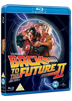 Back To The Future - Part 2 (Blu-ray)