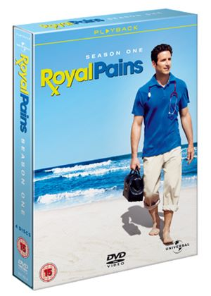 Royal Pains - Season 1 - Complete