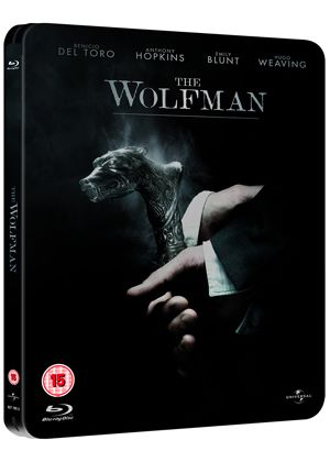 The Wolfman (2010) (Limited Edition Steelbook) (Blu-Ray)