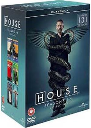 House - Seasons 1-6