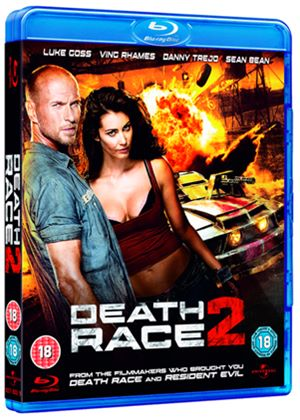 Death Race 2 (Blu-Ray)