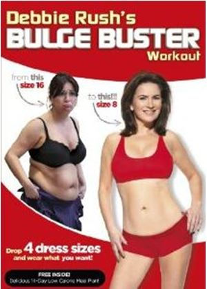 Debbie Rush Bulge Buster Workout