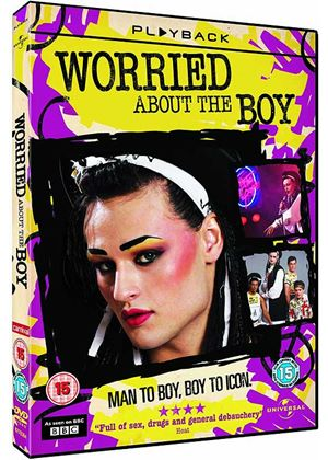Worried About The Boy (2010) (1 Disc)
