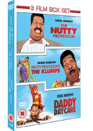 The Nutty Professor / The Nutty Professor 2 / Daddy Day Care (3 Film Set)