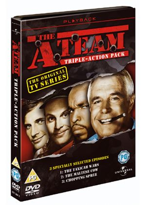 The A-Team - Triple Action Pack