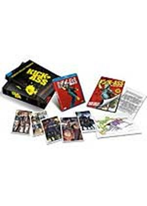 Kick-Ass Limited Edition Collector's Box Set (Blu-ray)