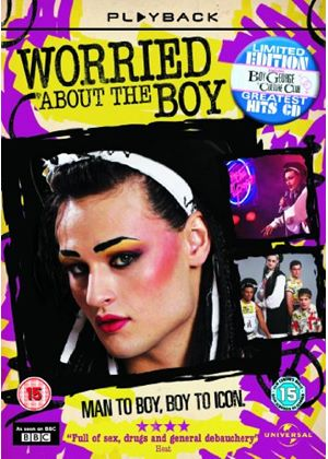 Worried About The Boy (2010) - Limited Edition 2 Disc