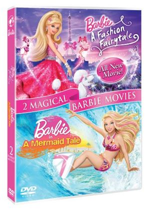 Barbie in a Mermaid Tale/A Fashion Fairytale Box Set
