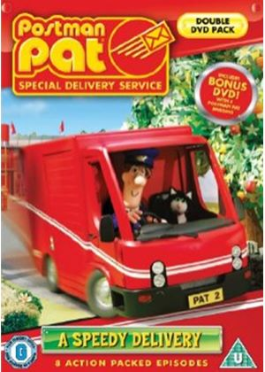 Postman Pat Special Delivery Service - A Speedy Mission