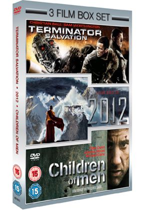 2012 / Terminator Salvation / Children of Men