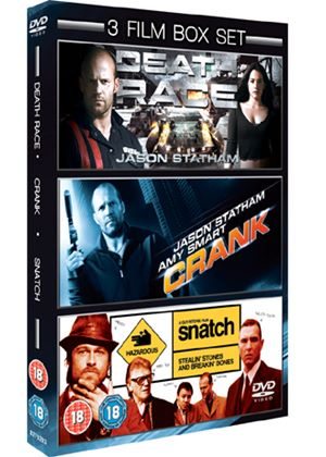 Death Race / Crank / Snatch (3 Film Set)