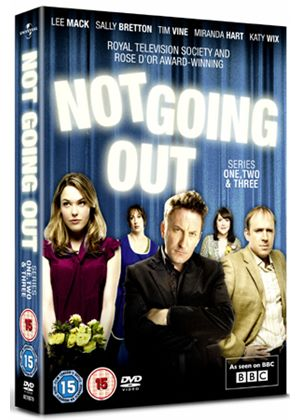 Not Going Out - Series 1-3 (Box Set)
